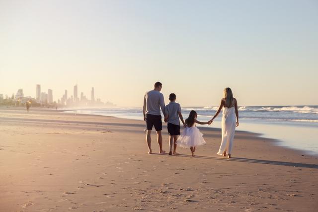 L'importance de l'organisation pour un voyage en famille