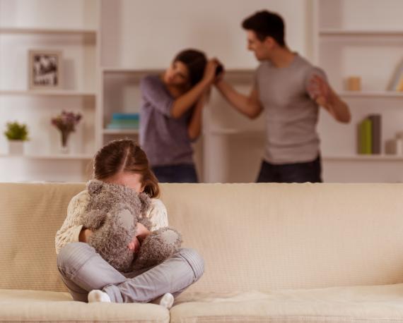 Pourquoi  faut-il éviter de se disputer devant les enfants?