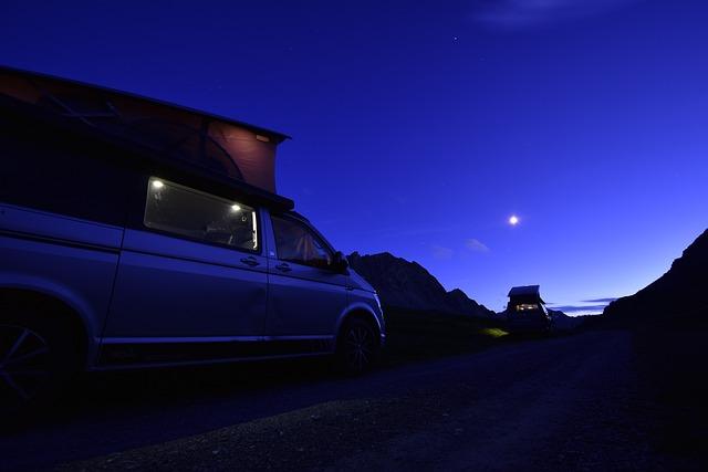 Quelques idées pour vos prochains voyages en camping-car