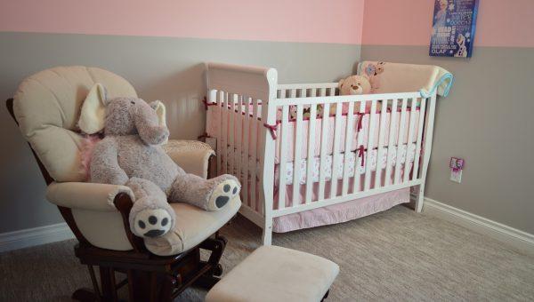 Premier enfant: Préparer la chambre du bébé